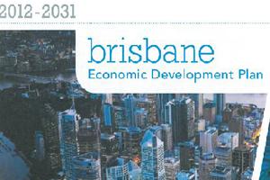 Brisbane Economic Development Plan